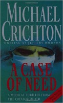A Case of Need by Jeffrey Hudson